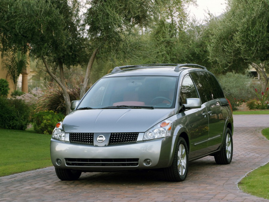 Nissan Quest минивэн, 2004–2007, 3 поколение - отзывы, фото и характеристики на Car.ru