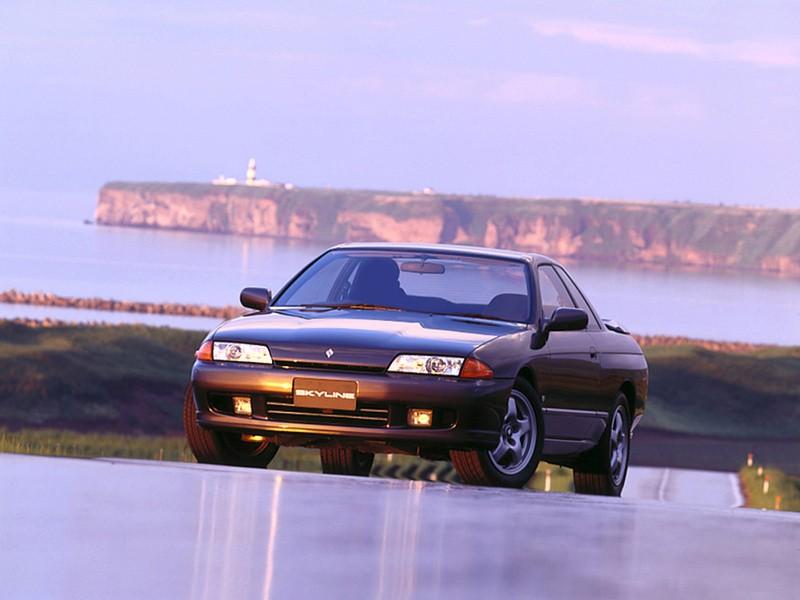Nissan Skyline купе 2-дв., 1989–1994, R32 - отзывы, фото и характеристики на Car.ru