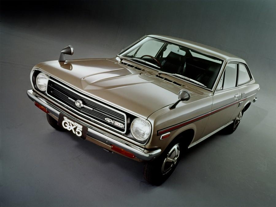 Nissan Sunny купе, 1970–1973, B110 - отзывы, фото и характеристики на Car.ru
