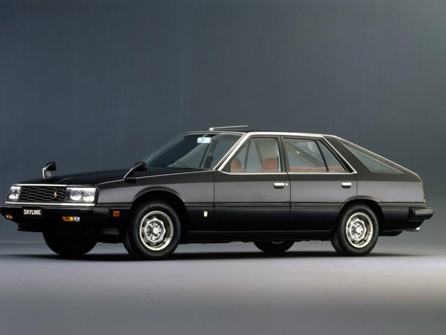 Nissan Skyline хетчбэк, 1982–1985, R30 - отзывы, фото и характеристики на Car.ru