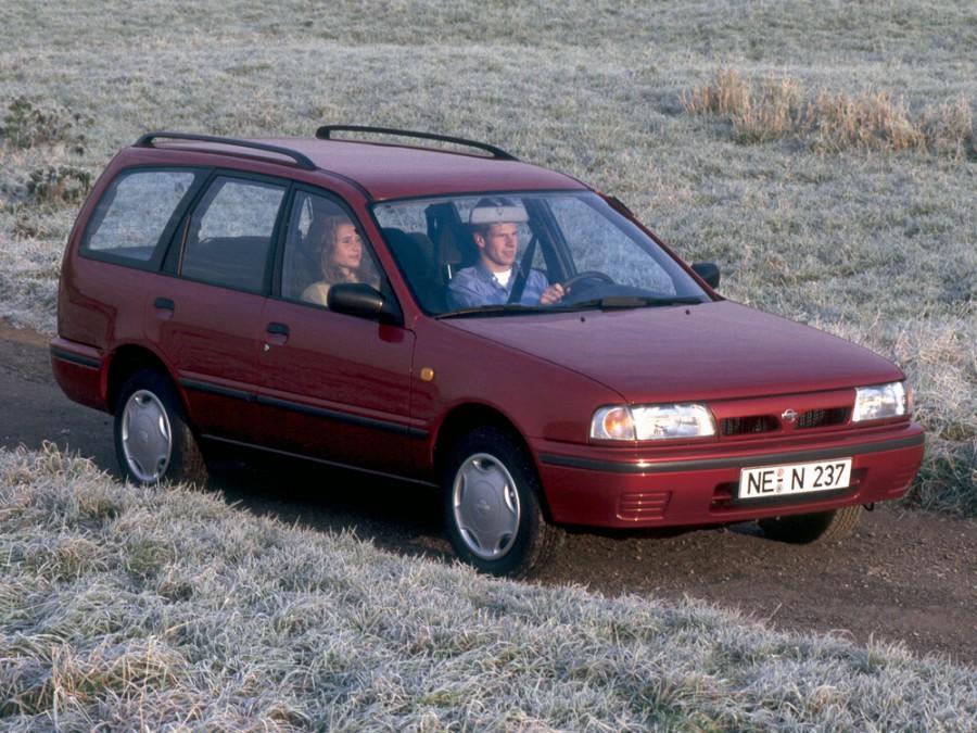 Nissan Sunny универсал, 1990–2000, Y10 - отзывы, фото и характеристики на Car.ru
