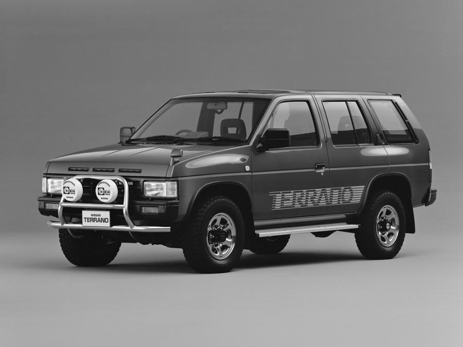 Nissan Terrano внедорожник 5-дв., 1987–1995, WD21 - отзывы, фото и характеристики на Car.ru