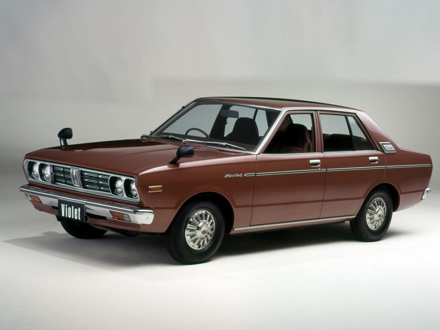 Nissan Violet седан, 1977–1979, A10 - отзывы, фото и характеристики на Car.ru