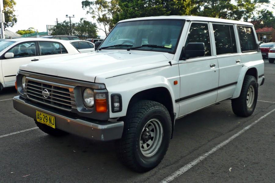 Nissan Safari внедорожник 5-дв., 1987–1997, 161 - отзывы, фото и характеристики на Car.ru