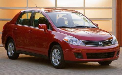 Nissan Versa седан, 2009–2012, 1 поколение [рестайлинг] - отзывы, фото и характеристики на Car.ru