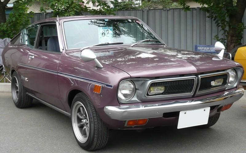 Nissan Sunny хетчбэк, 1973–1977, B210 - отзывы, фото и характеристики на Car.ru
