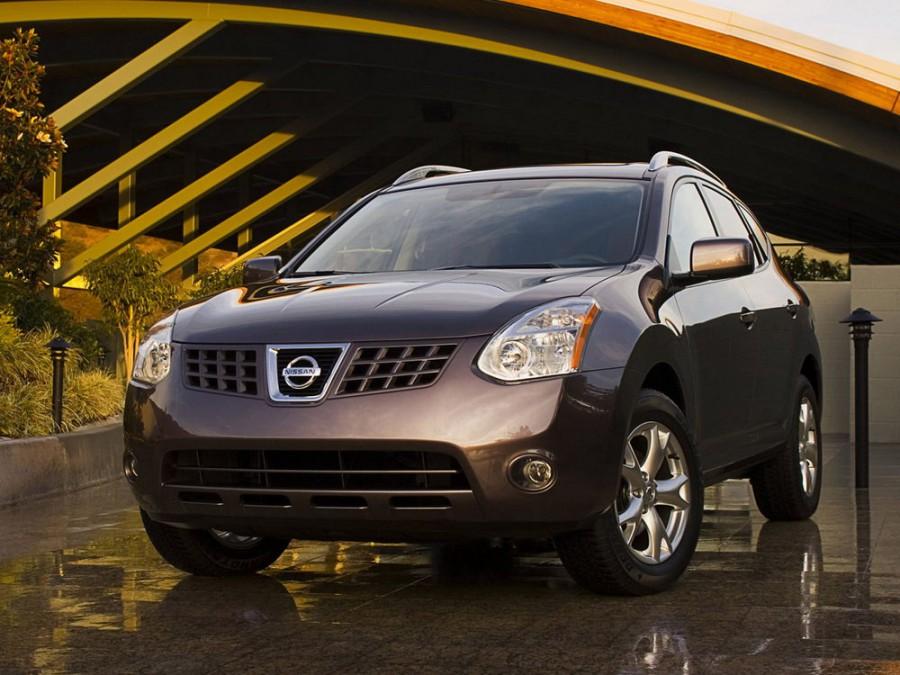 Nissan Rogue кроссовер, 2007–2010, 1 поколение - отзывы, фото и характеристики на Car.ru