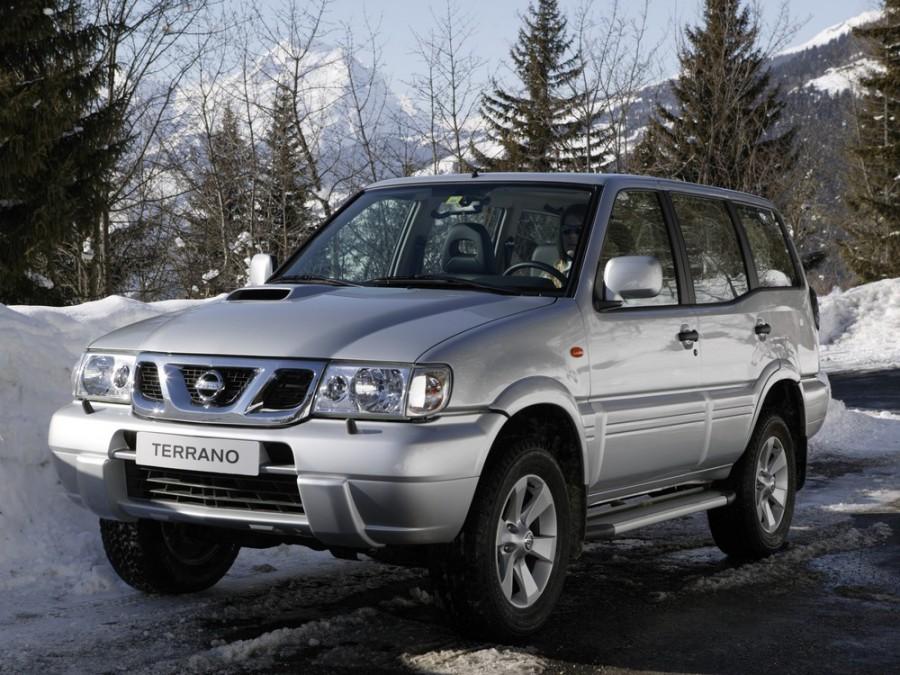 Nissan Terrano внедорожник 5-дв., 1999–2004, R20 [2-й рестайлинг] - отзывы, фото и характеристики на Car.ru