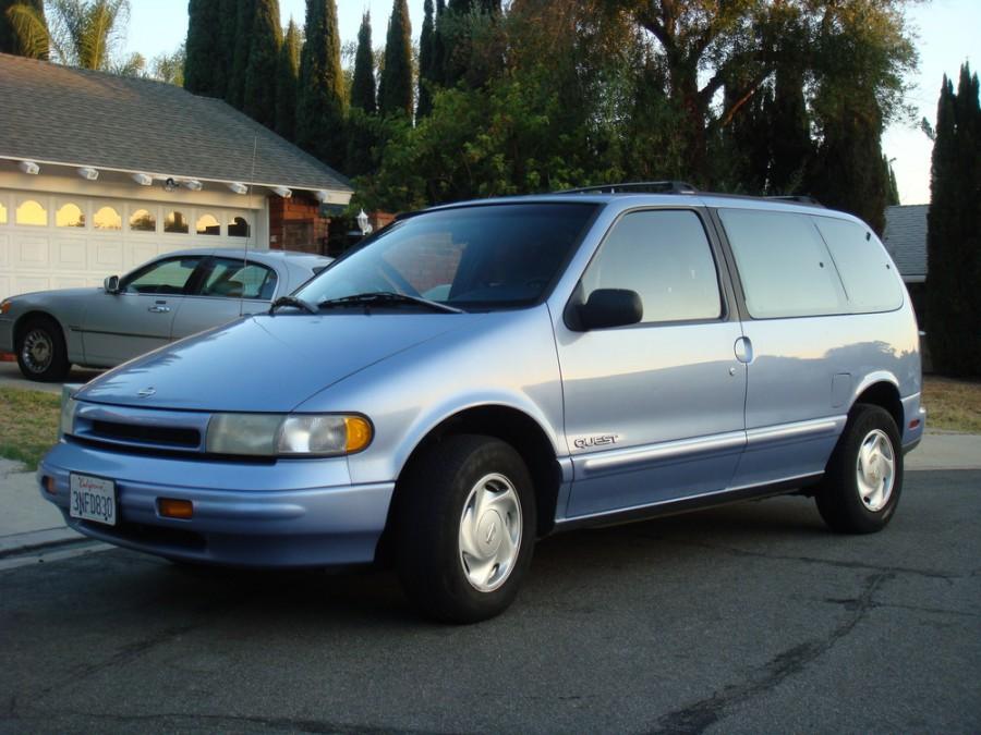 Nissan Quest минивэн, 1993–1996, 1 поколение - отзывы, фото и характеристики на Car.ru
