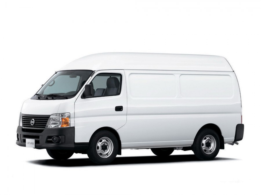 Nissan Urvan фургон, 2007–2012, E25 [рестайлинг] - отзывы, фото и характеристики на Car.ru