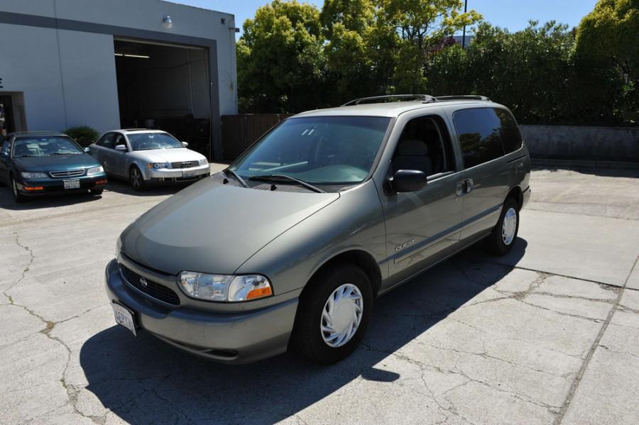 Nissan Quest минивэн, 1998–2000, 2 поколение - отзывы, фото и характеристики на Car.ru