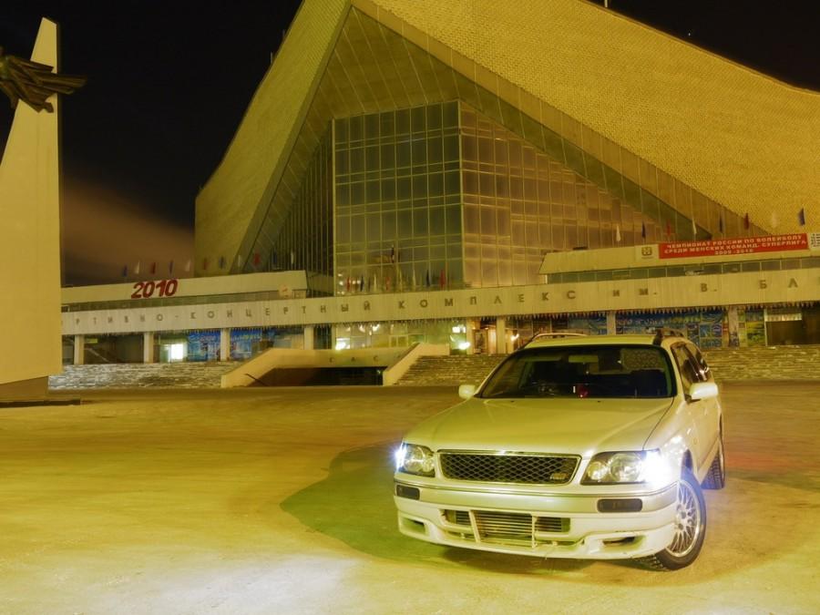 Nissan Stagea универсал 5-дв., 1996–1998, WC34 - отзывы, фото и характеристики на Car.ru