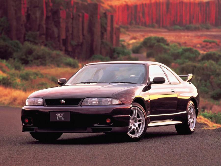 Nissan Skyline GT-R купе 2-дв., 1993–2016, R33 - отзывы, фото и характеристики на Car.ru