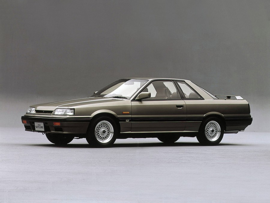 Nissan Skyline купе 2-дв., 1985–1989, R31 - отзывы, фото и характеристики на Car.ru