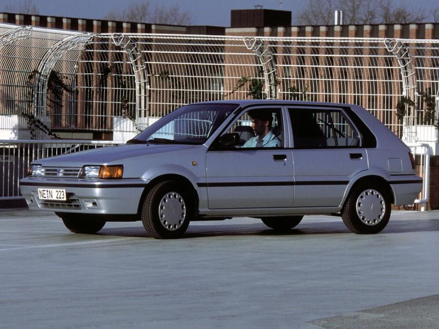 Nissan Sunny хетчбэк 5-дв., 1986–1991, N13 - отзывы, фото и характеристики на Car.ru
