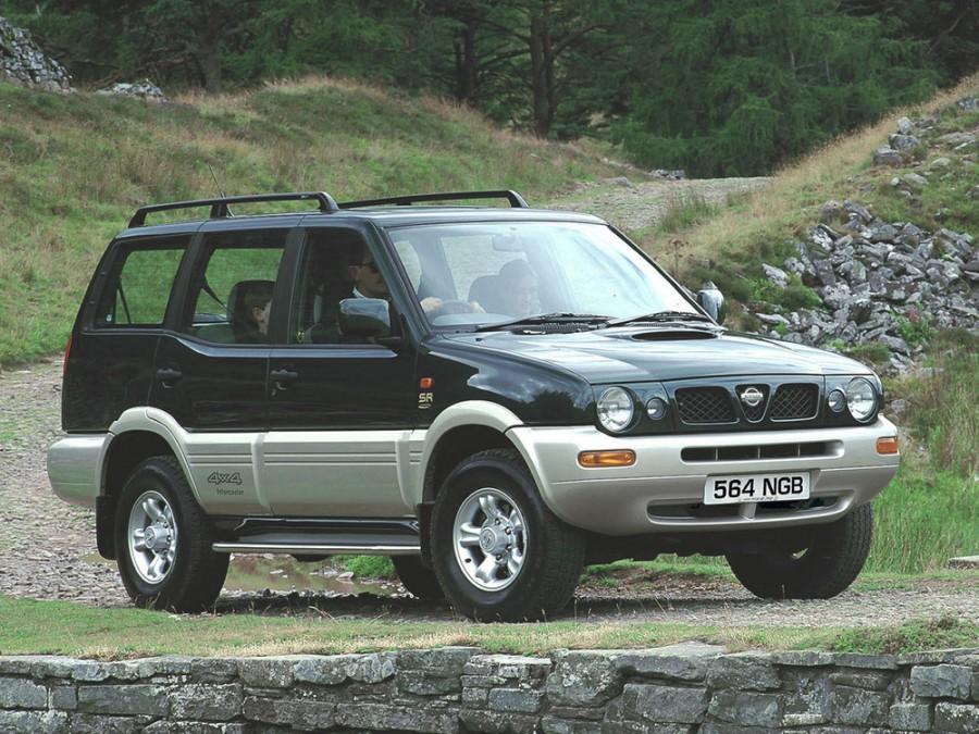 Nissan Terrano внедорожник 5-дв., 1996–1999, R20 [рестайлинг] - отзывы, фото и характеристики на Car.ru