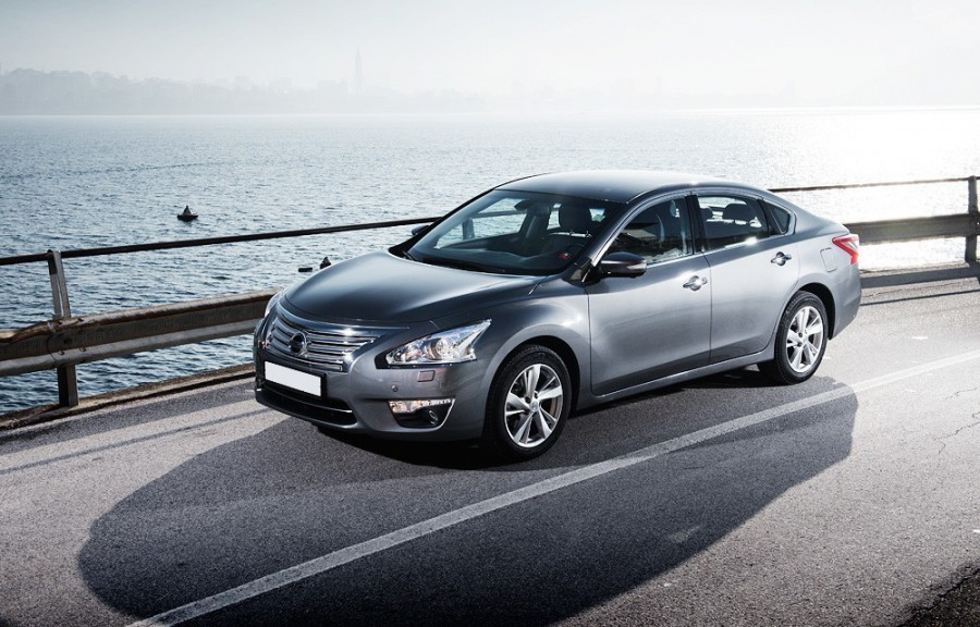 Nissan Teana седан, 2013–2016, L33 - отзывы, фото и характеристики на Car.ru