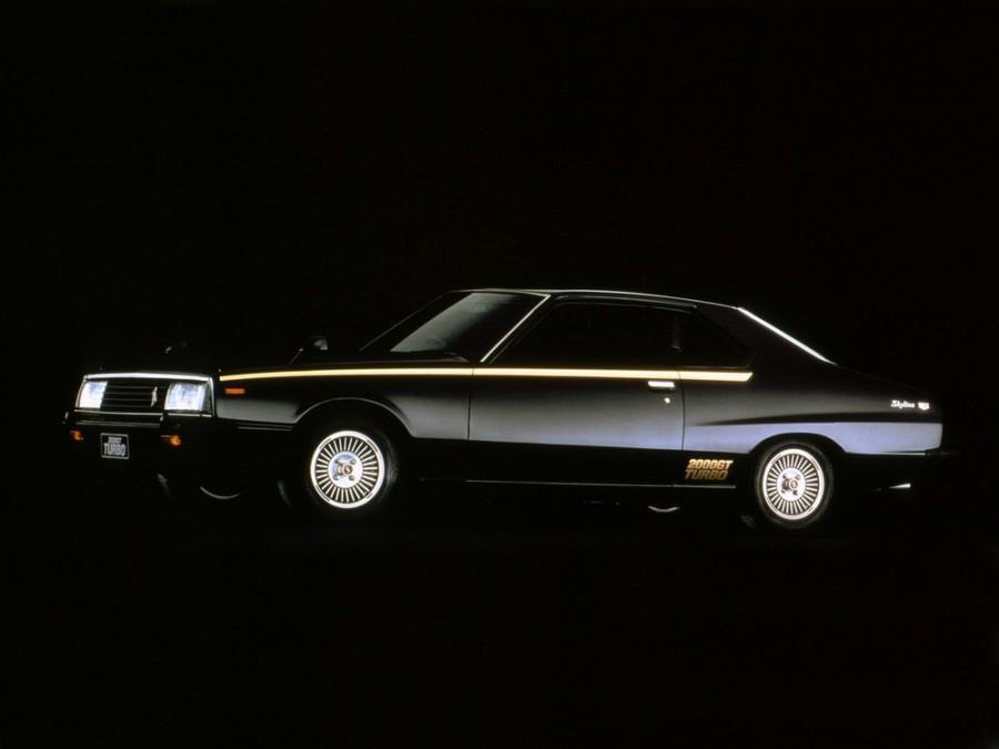 Nissan Skyline Turbo купе 2-дв., 1977–1981, C210 - отзывы, фото и характеристики на Car.ru