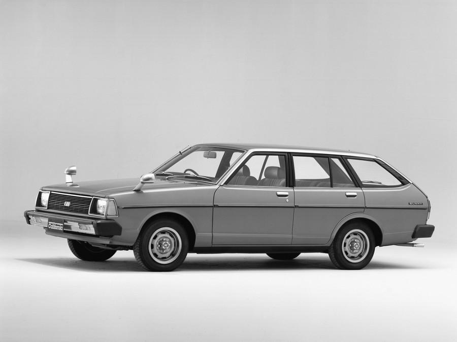 Nissan Sunny California фастбэк, 1979–1981, B310 - отзывы, фото и характеристики на Car.ru