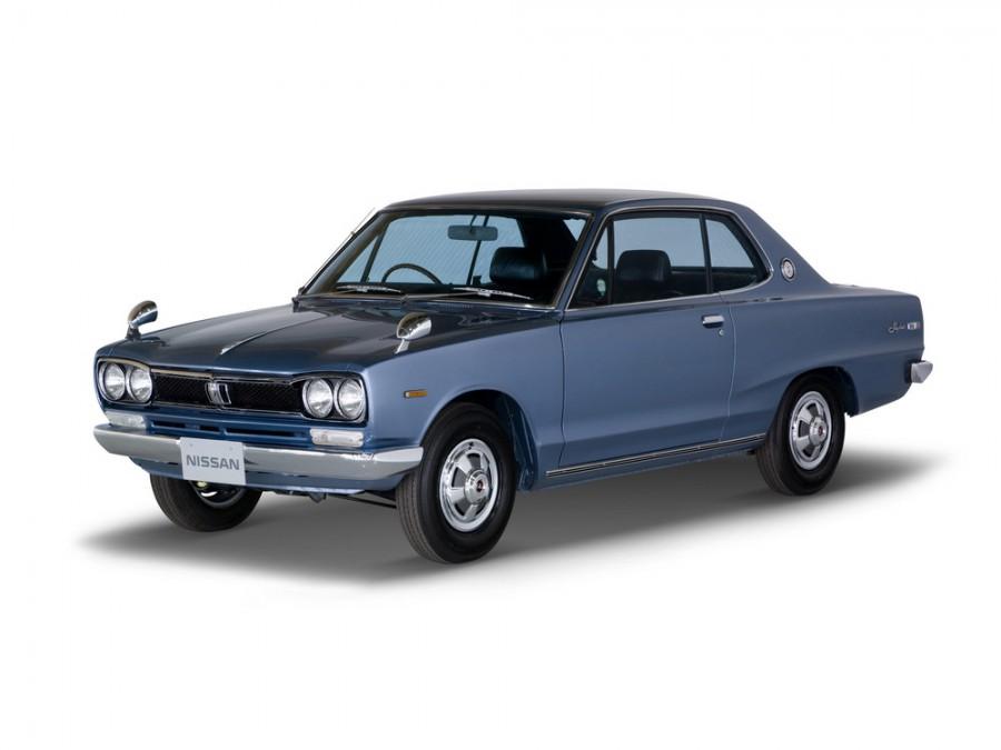 Nissan Skyline купе, 1968–1972, C10 - отзывы, фото и характеристики на Car.ru