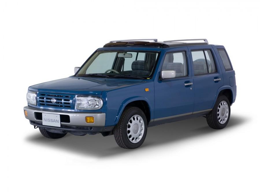 Nissan Rasheen кроссовер 5-дв., 1994–2000, 1 поколение - отзывы, фото и характеристики на Car.ru