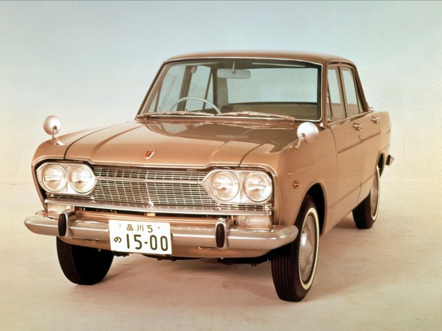 Nissan Skyline седан, 1963–1968, S50 - отзывы, фото и характеристики на Car.ru
