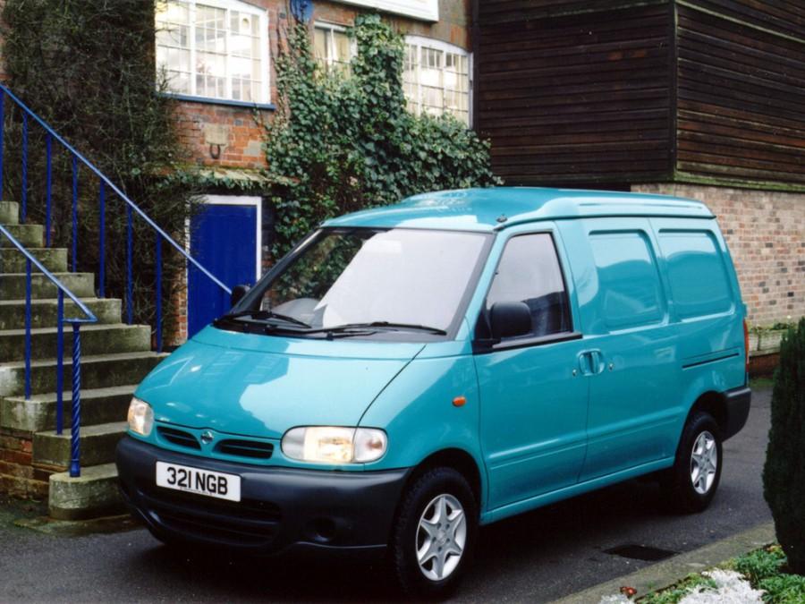 Nissan Vanette Cargo фургон, 1995–2002, C23 - отзывы, фото и характеристики на Car.ru
