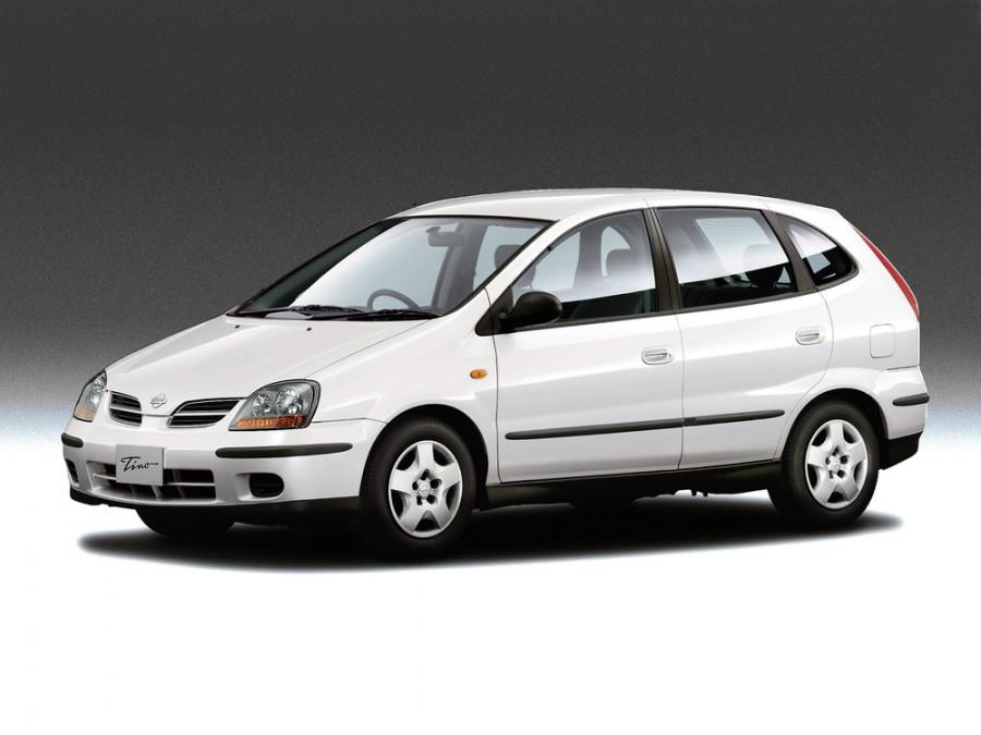 Nissan Tino минивэн, 2000–2006, V10 - отзывы, фото и характеристики на Car.ru