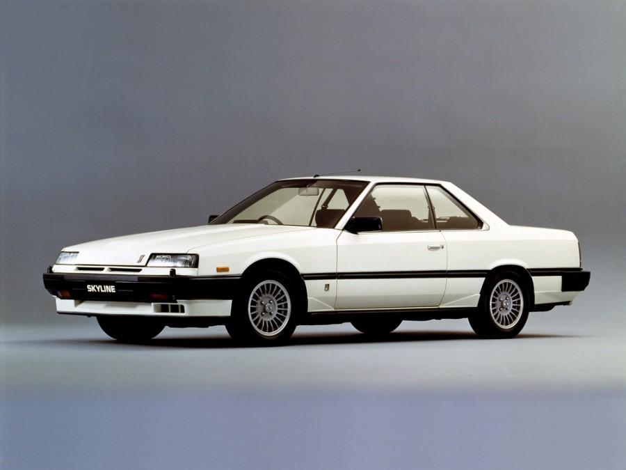 Nissan Skyline RS-X купе 2-дв., 1982–1985, R30 - отзывы, фото и характеристики на Car.ru