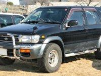 Nissan Terrano, R50, Внедорожник 5-дв., 1995–2002