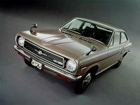 Nissan Sunny, B110, Купе, 1970–1973