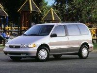 Nissan Quest, 1 поколение [рестайлинг], Минивэн, 1996–1998