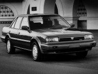 Nissan Stanza, T12 [рестайлинг], Седан
