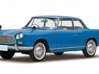 Nissan Skyline, ALSI-2 [рестайлинг], Blra-3 купе, 1958–1963