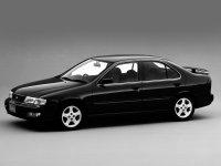 Nissan Sunny, B14, Седан, 1993–1998