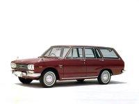 Nissan Skyline, C10, Универсал, 1968–1972
