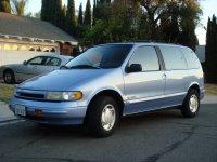 Nissan Quest, 1 поколение, Минивэн, 1993–1996