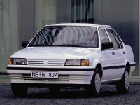 Nissan Sunny, N13, Седан, 1986–1991