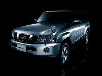 Nissan Safari, Y61 [рестайлинг], Внедорожник, 2004–2007