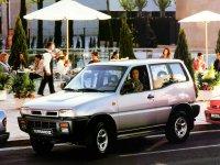 Nissan Terrano, R20, Внедорожник 3-дв., 1993–1996