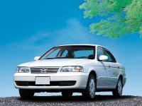 Nissan Sunny, B15, Седан, 1998–2005