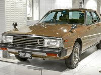Nissan Skyline, C210, Седан 4-дв., 1977–1981