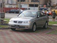 Nissan Sunny, N16 [рестайлинг], Седан, 2003–2009