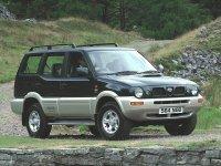 Nissan Terrano, R20 [рестайлинг], Внедорожник 5-дв., 1996–1999