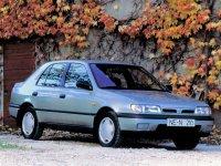 Nissan Sunny, N14, Седан, 1990–1995
