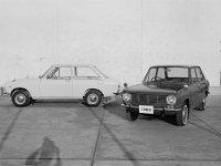 Nissan Sunny, B10, Седан 2-дв., 1966–1970