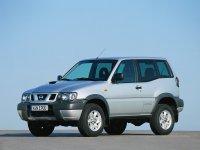 Nissan Terrano, R20 [2-й рестайлинг], Внедорожник 3-дв., 1999–2004