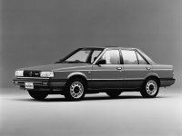 Nissan Sunny, B12, Седан, 1986–1991