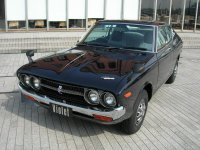 Nissan Violet, 710, Купе, 1973–1977