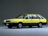 Nissan Sunny, B12, California универсал, 1986–1991